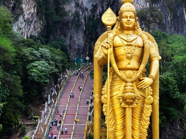 Batu Caves Exploration & Countryside Scenic Tour Photos
