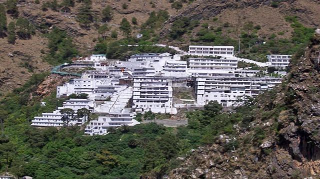 Vaishno Devi Darshan Photos