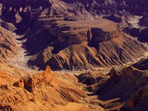 Hiking the Grand Fish River Canyon Photos