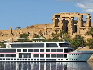 Nile Cruise Luxor Aswan Photos