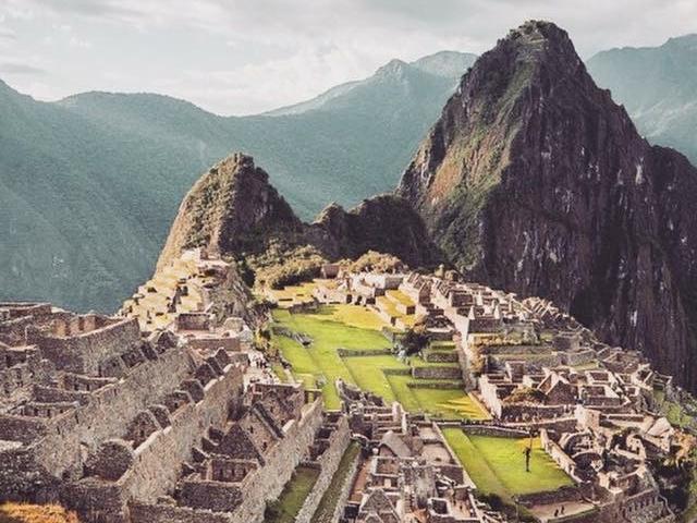 Machu Picchu - The Lost City Photos