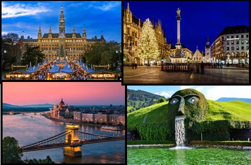 Czech Republic, Austria and Hungary Photos