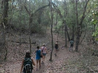 Trekking Komodo Island
