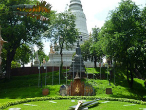 Amazing Visit Phnom Penh City Photos