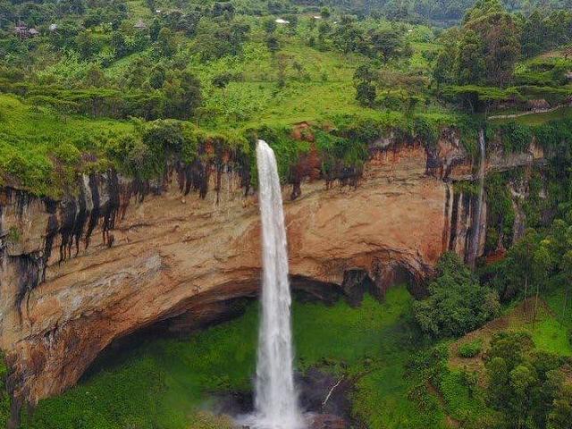 Sipi Falls, Kapchorwa Uganda - 3 Water falls Photos