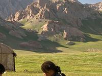 Family Tour in Kyrgyzstan