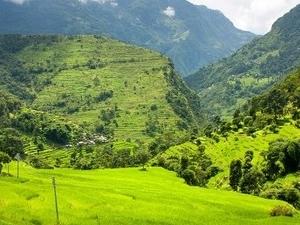 Trekking Nepal Fotos