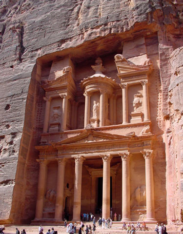Petra Tour from the Port of Aqaba Photos