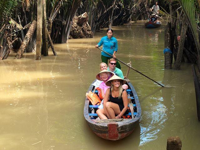 Vietnam Across Tour Photos
