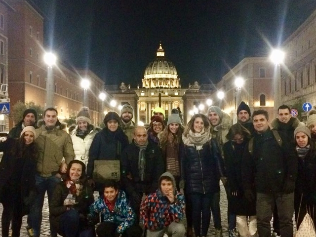 Free Vatican Night Tour Photos