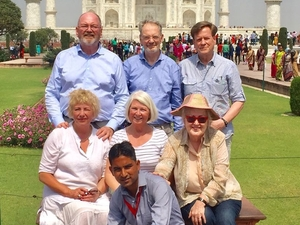 Enjoy Same Day Taj Mahal Tour Photos