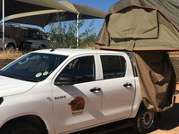 Vehicle Hire in Namibia