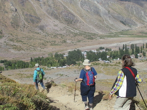 Hiking and Cultural Tour Package for the 50+ Age Group