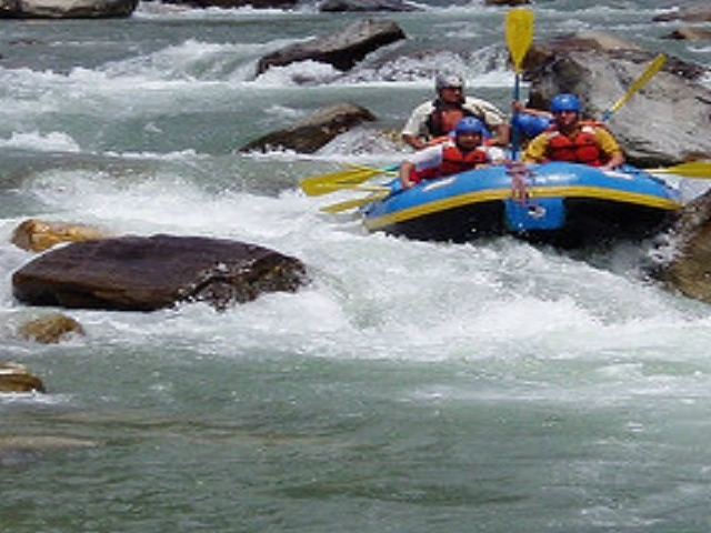 Bhote Koshi Rafting Photos