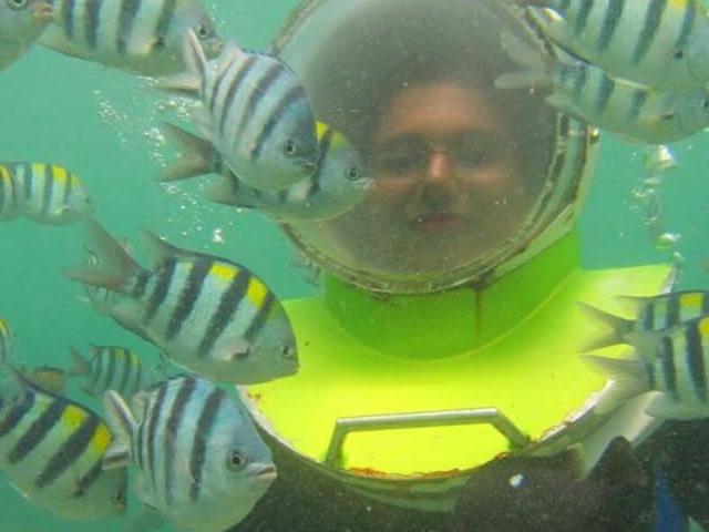 Bali Sea Walker Package Deal Photos