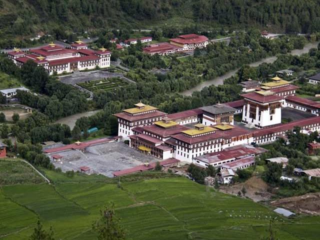 5 Days Glimpse of Bhutan Tour Photos