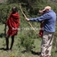Masai Moran Bow Arrow Training
