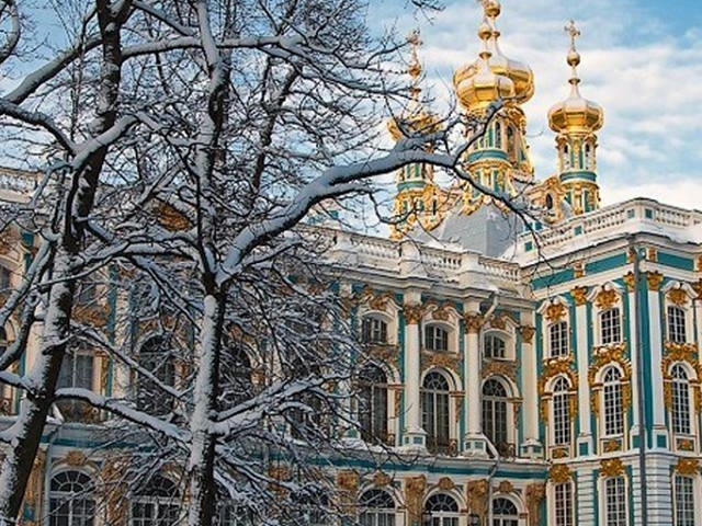 Catherine Palace Tour with Private Driver Photos