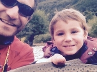 Family tour with Fly Fishing Lessons