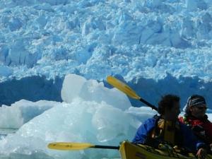 Laguna San Rafael - Capillas de Marmol - Exploradores Glacier Photos