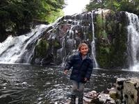Zenteno Lake and Secret Waterfalls