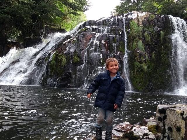Zenteno Lake and Secret Waterfalls Photos