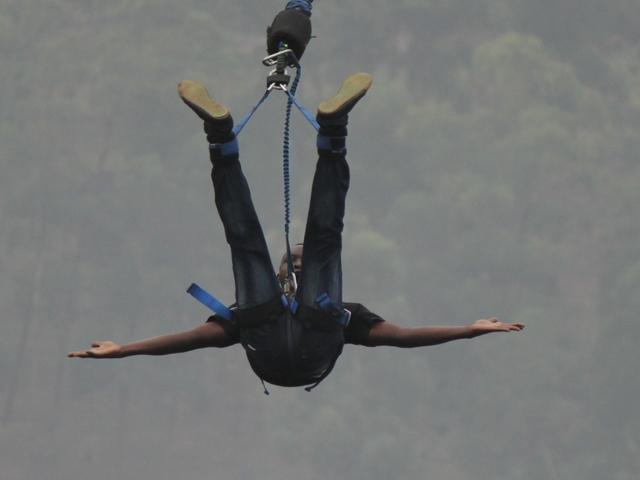 Bunjee Jumping & Rafting Deals Photos