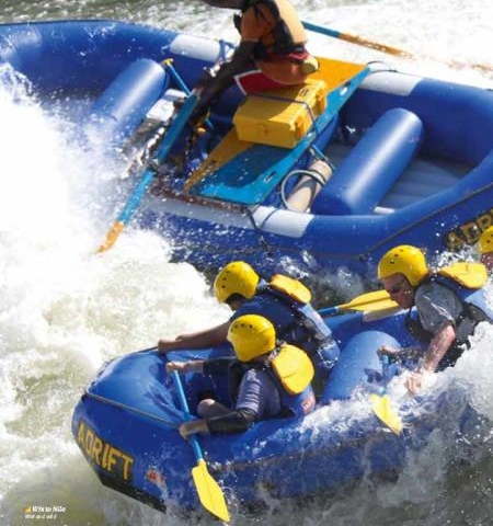 Rafting Package Photos