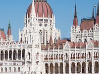 The Hungarian Parliament, Danube