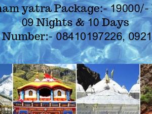 Char Dham Yatra Fotos