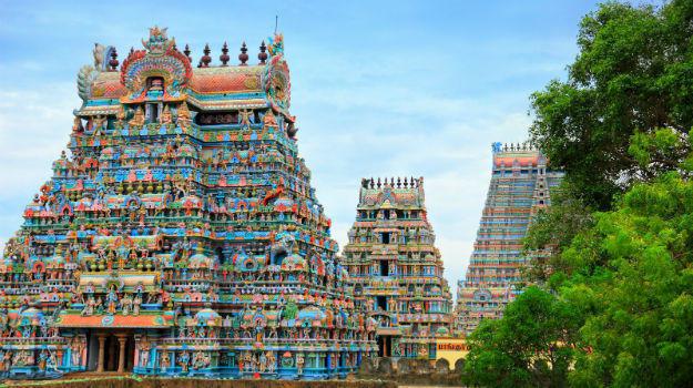 Temple Tour - Madurai, Rameswaram And Kanyakumari Photos