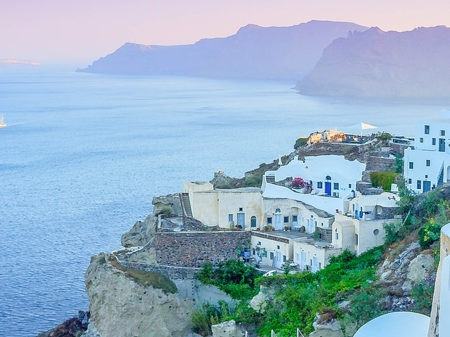 Alluring Greece Photos