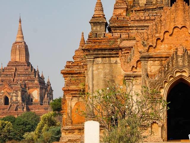 Travel to Myanmar's Most Precious Bagan Photos