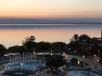Dead Sea, Baptismal Sight Jordan River, and Petra