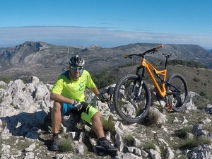 Mountain Bike Tour Sierra de Carrascal