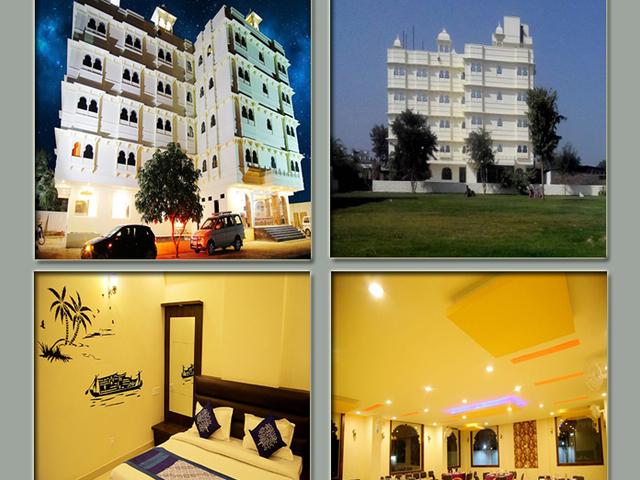 Udaipur Resort Package Photos