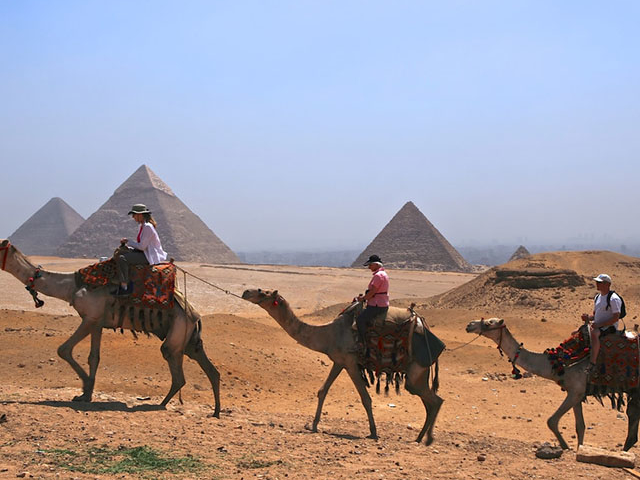 Day Tour Ancient Egypt - Pyramids, Saqqara, Memphis Photos