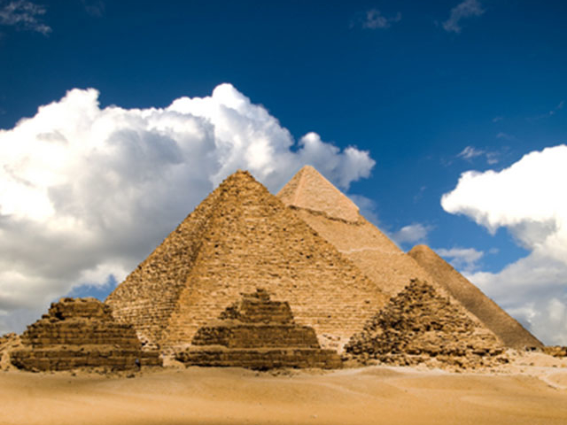 Day Tour to Giza Pyramids, Saqqara and Dahshur Photos