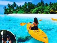 Sea Kayak At ile D`ambre