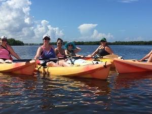 Kayaking Estero Bay Fotos