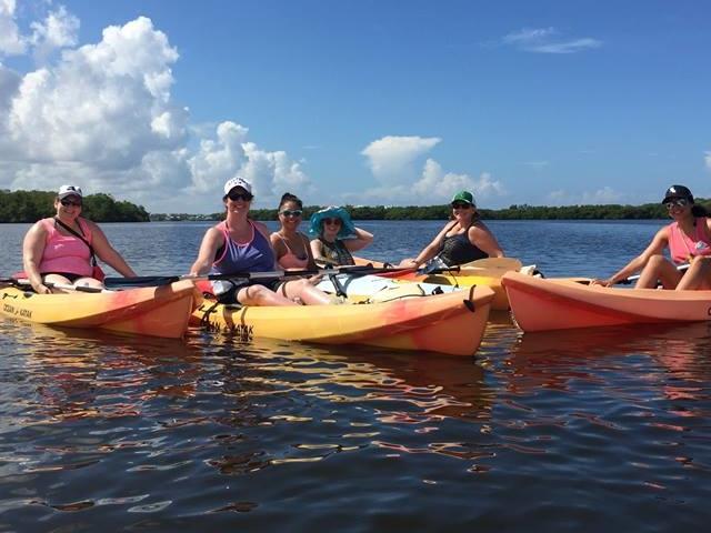 Kayaking Estero Bay Photos