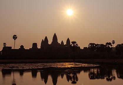 Sunrise Angkor Wat Tour Photos