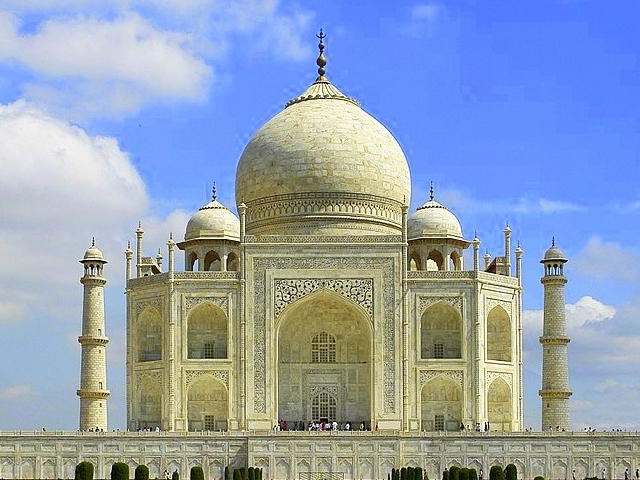 Golden Triangle In Two Days Agra And Jaipur Photos