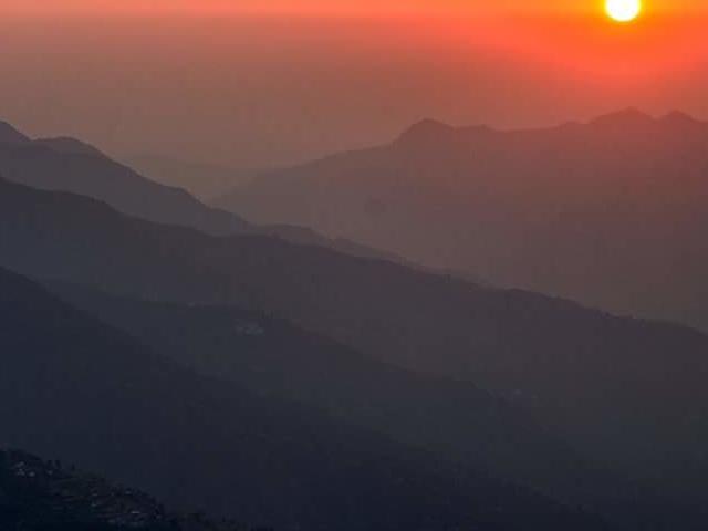 Sunrise Temple Day Hike in Rishikesh Photos