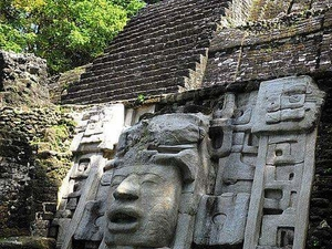 Lamanai Lost Mayan Civilization Fotos