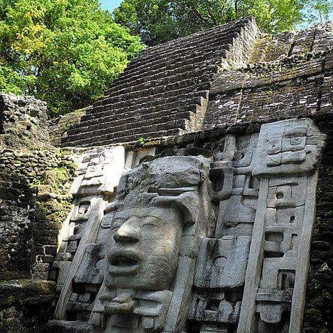 Lamanai Lost Mayan Civilization Photos