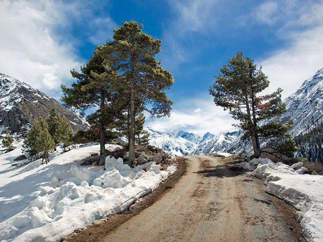Trans Himalaya Kinnaur - Kaza-Spiti Photos
