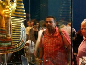 Day Tour to Giza Pyramids and Egyptian Museum Fotos