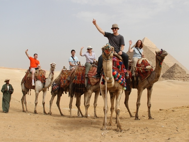 Day Tour to Giza and Saqqara Photos