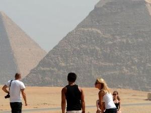 Full Day Tour to Giza Pyramids,Dahshur and Saqqara Fotos